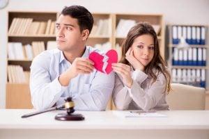 Ruptura de pareja por terceras personas